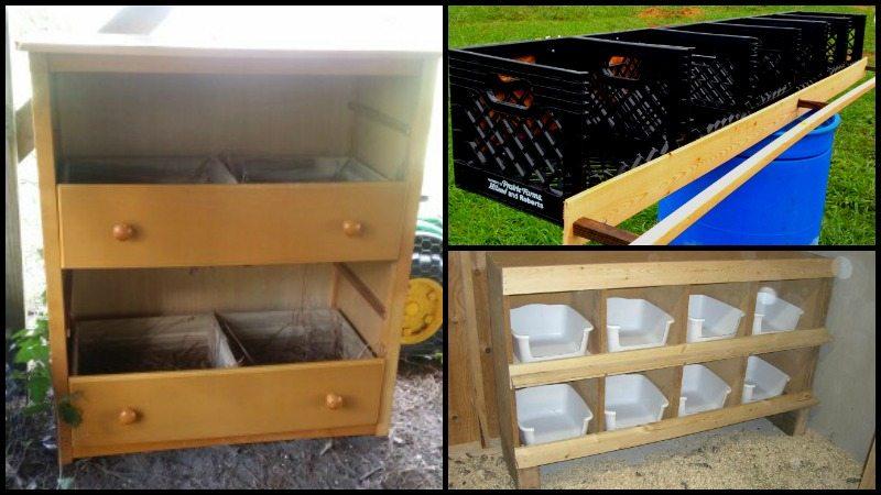 Nesting Box Ideas Main Image