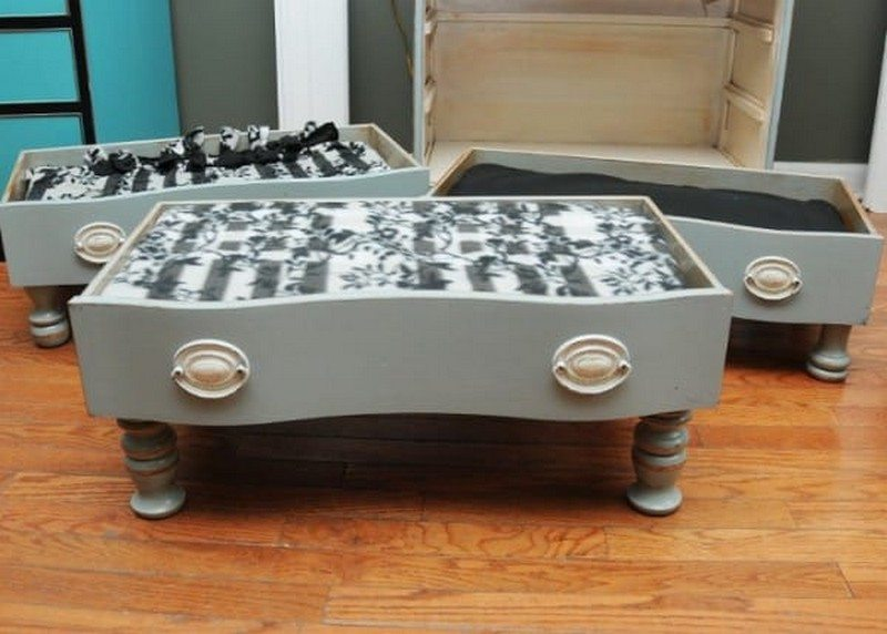 Genius Ways To Repurpose Dresser Drawers The Owner Builder Network