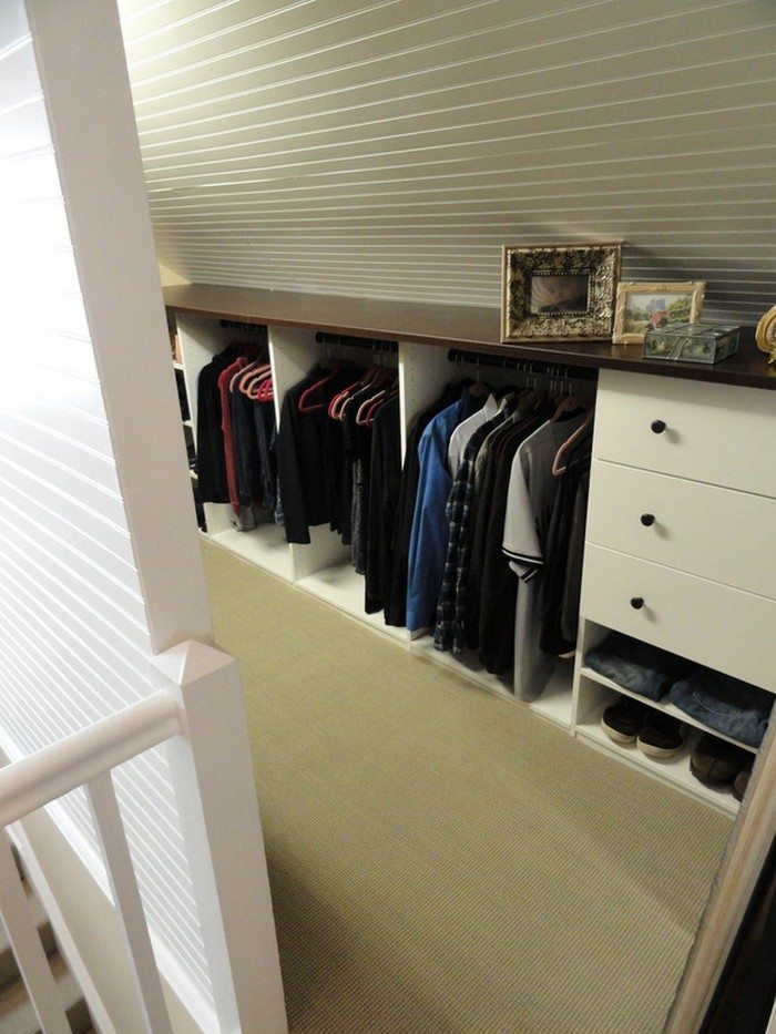 Clever Attic Storage Ideas The Owner Builder Network