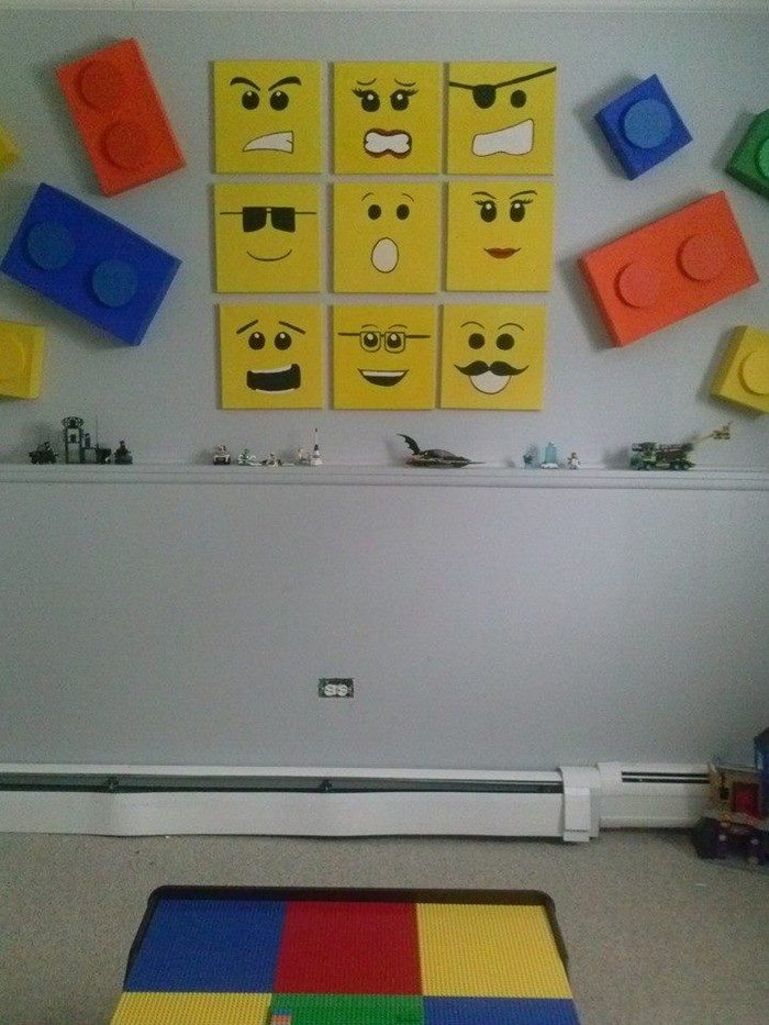 Small Kids Playroom Play Spaces