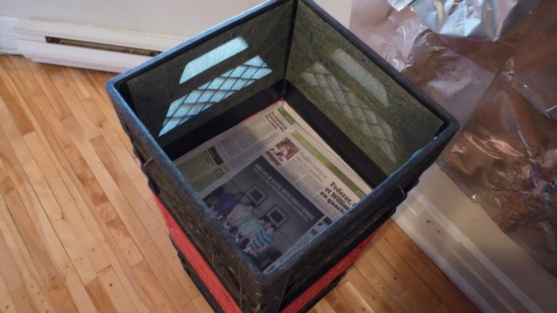 Diy compost bin ideas 02 the owner builder network for Diy dustbin ideas