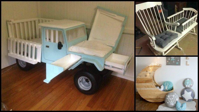 Unique Crib Ideas Main Image