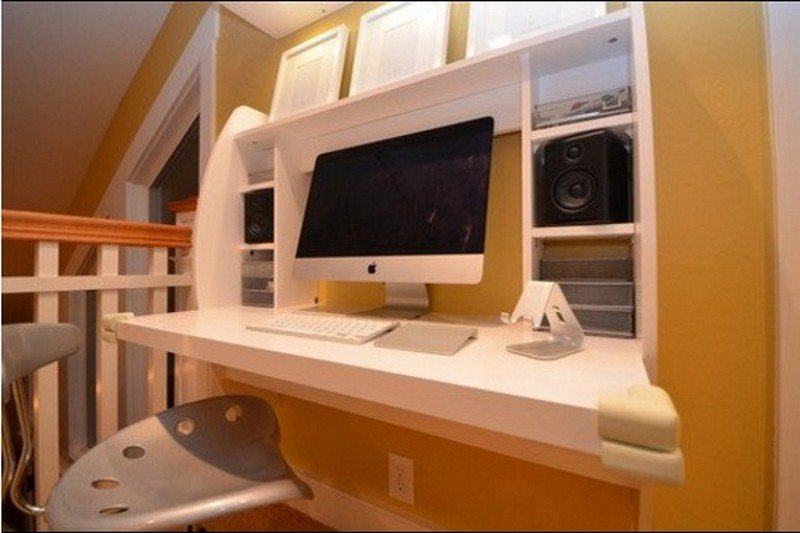 Floating Desk The Owner Builder Network