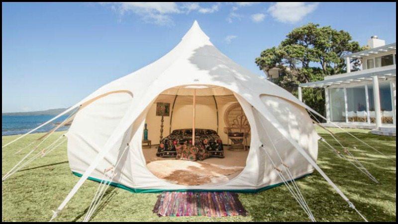 Lotus Belle Glamping Tent