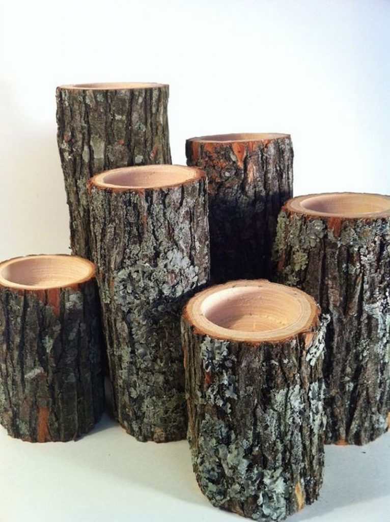 Add Warmth To Your Home With These Rustic Log Decor Ideas