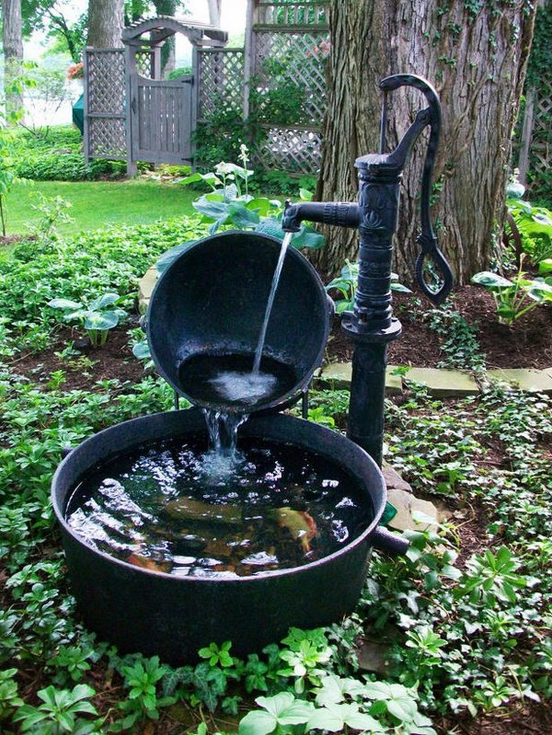Water Feature Ideas on Water Feature Ideas For Patio id=43242