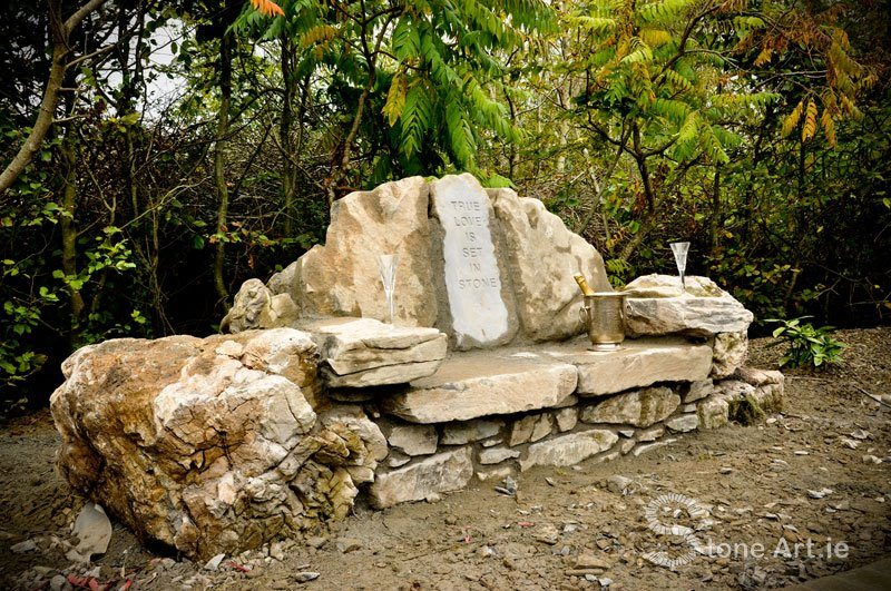 The Stone Bench