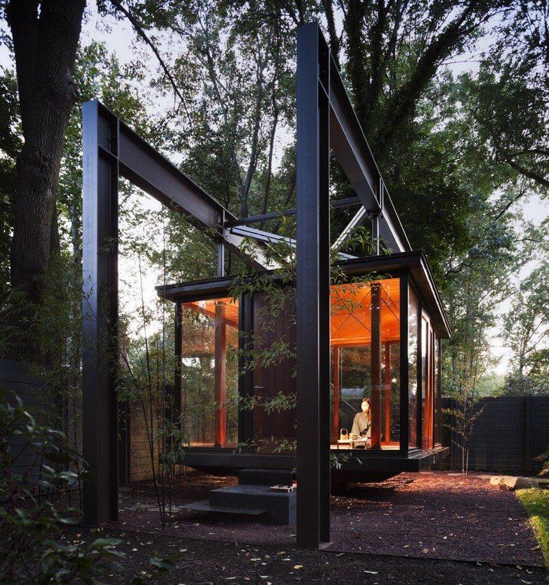 The Hanging Tea House - Maryland, USA