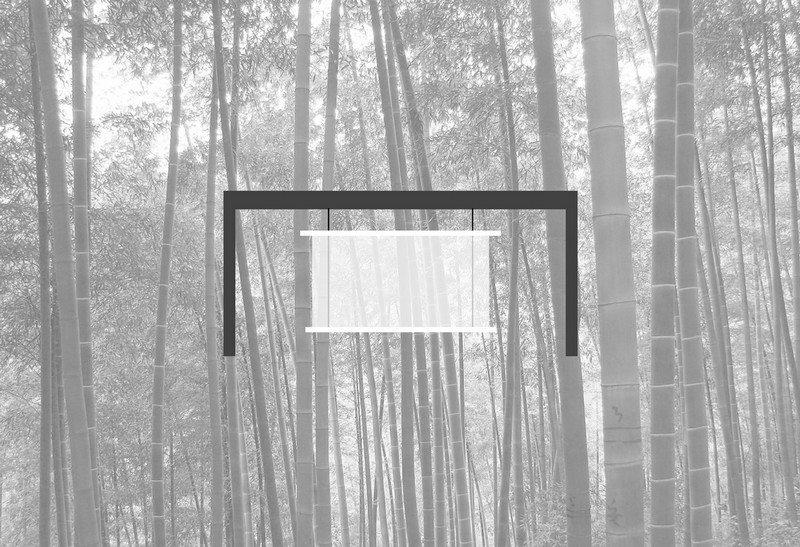 The Hanging Tea House - Diagram
