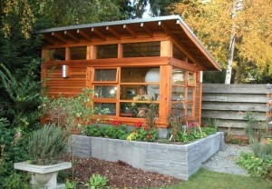 The Sunset Garden Studio
