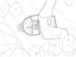 The Trunk House - Site Plan