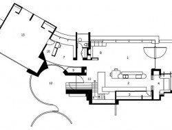 The Wilkinson Residence - Ground Floor Plan