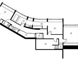 The Wilkinson Residence - 1st Floor Plan