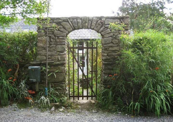 Fieldstone Archway
