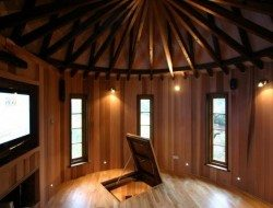 Fairytale treehouse Interior