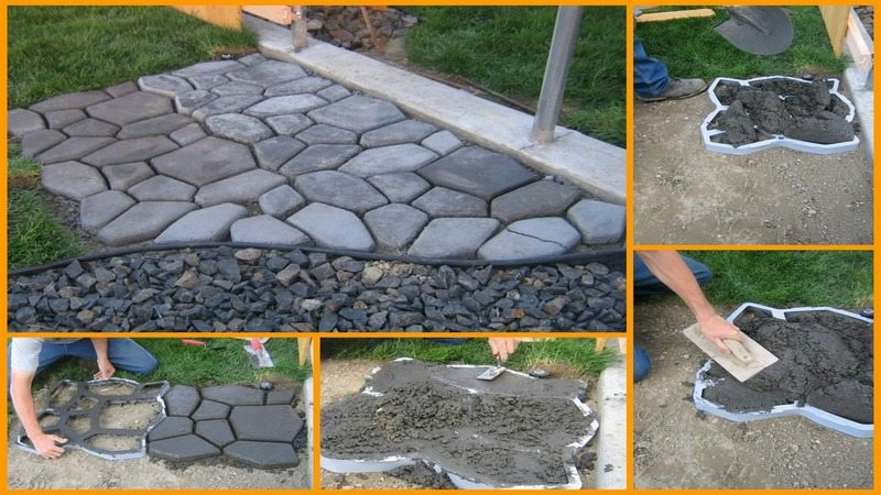 How To Build A Cobble Stone Path - The Owner-Builder Network