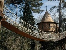 Fairytale treehouse Bridge