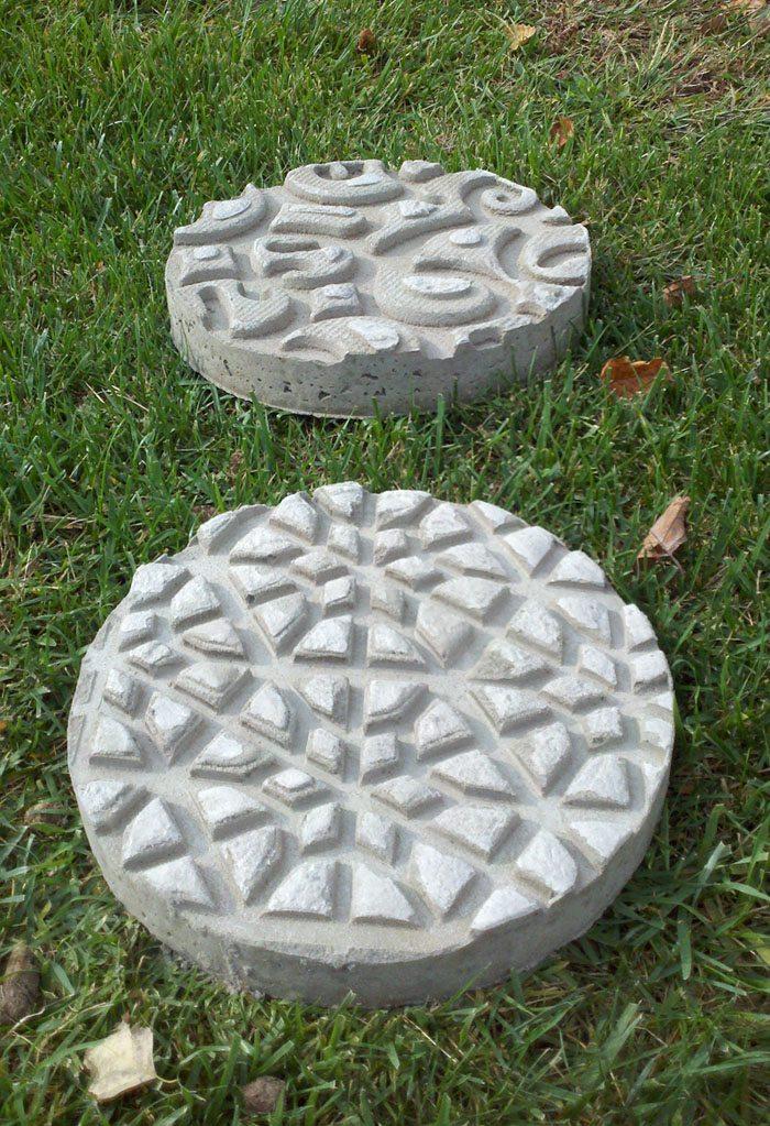 Garden Stepping Stones - The Garden Glove