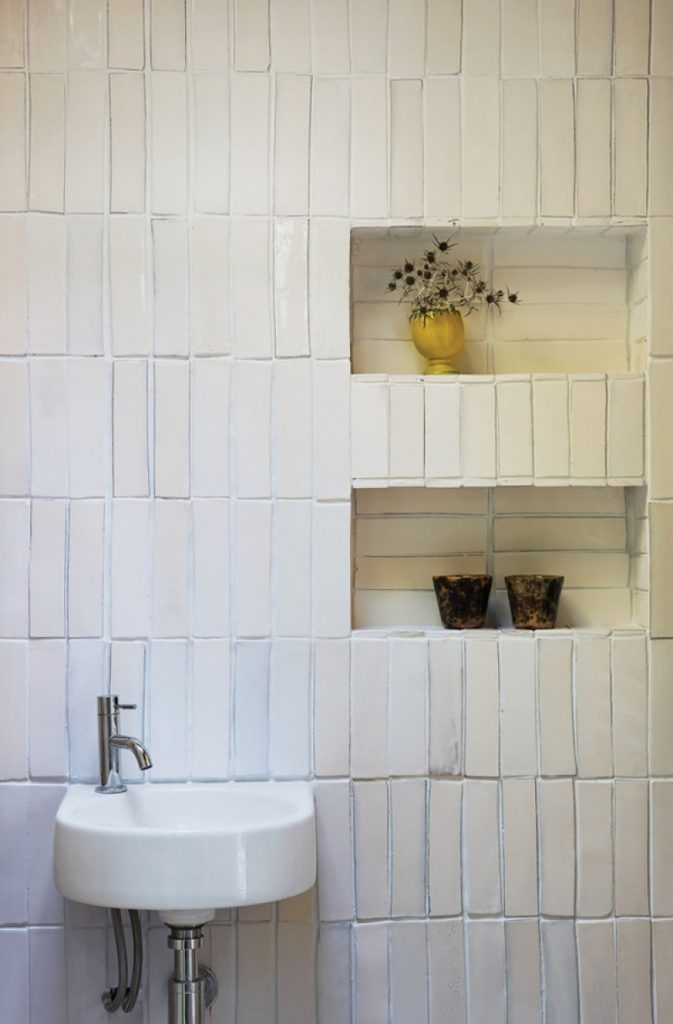 Eclectic tiling