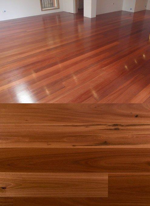 Blue Gum flooring