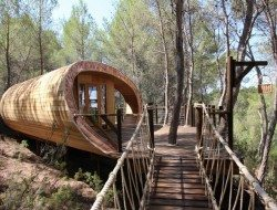 Fibonacci Tree House - Spain