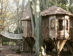 Sleepy Hollow Tree House - Surrey
