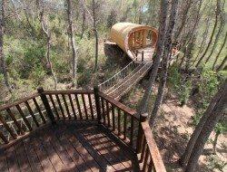 Fibonacci Tree House - Spain