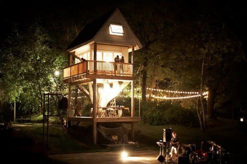 Camp Treehouse - Wandawega Lake Resort