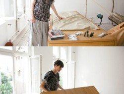 Desk Bed by Freunde von Freunden