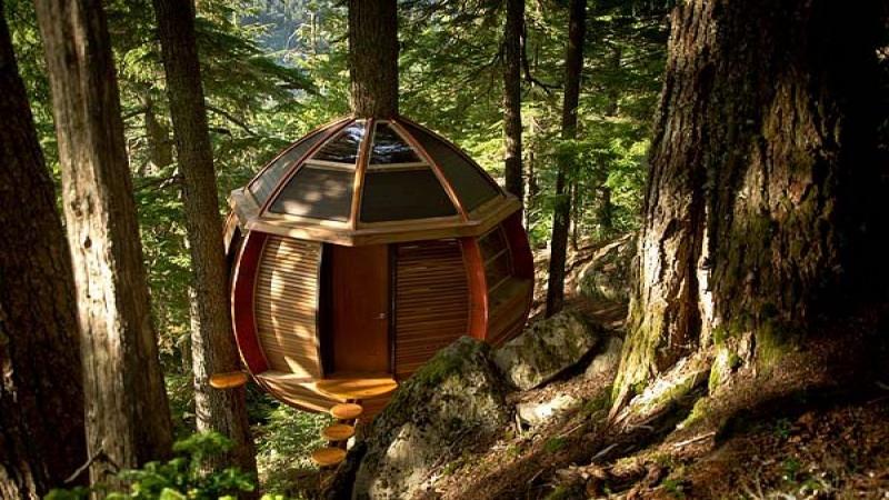 The Hemloft aka The Egg House