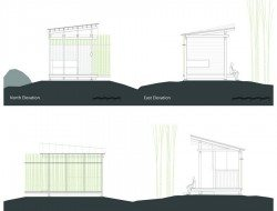 Kernan Teahouse - Elevations