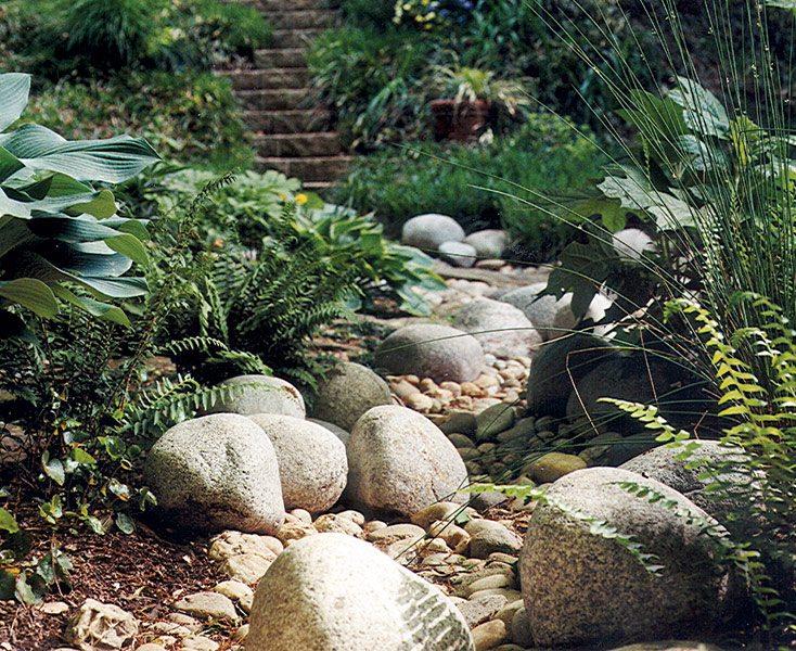 Dry Creek Bed Gardens