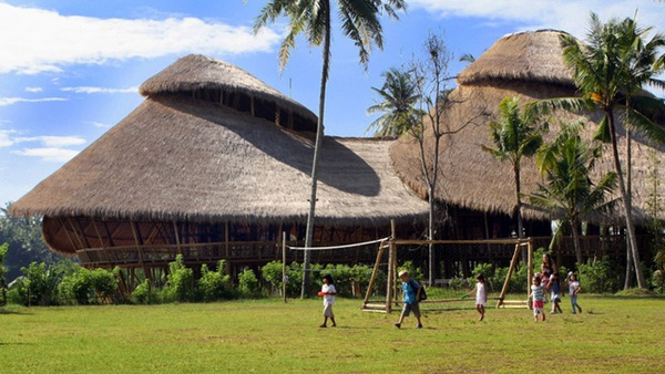 The Green School of Bali