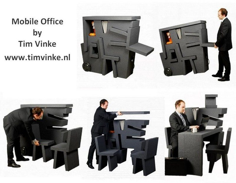 Office to go!