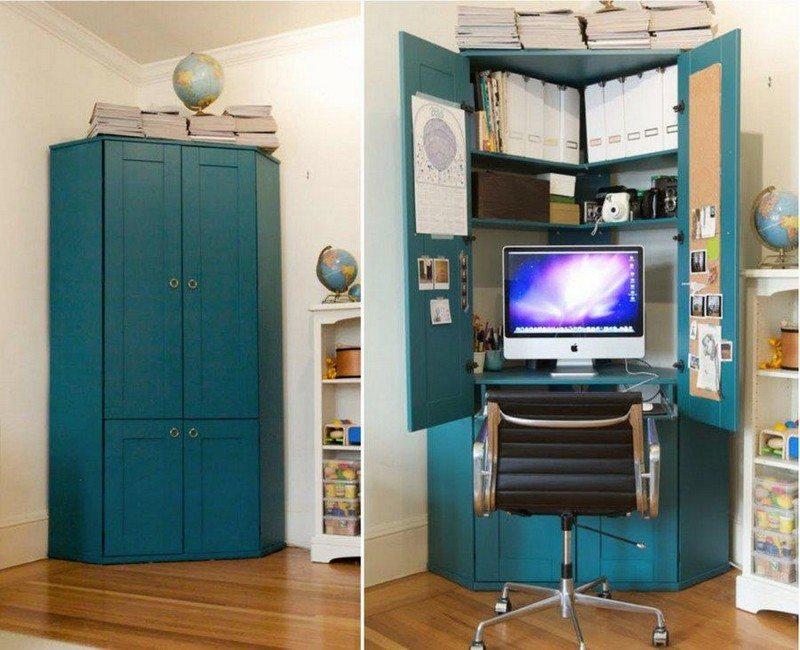 The corner office :)