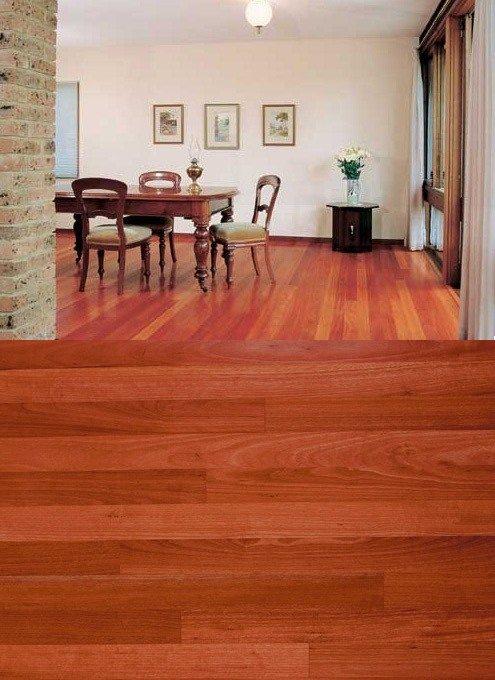 Karri flooring