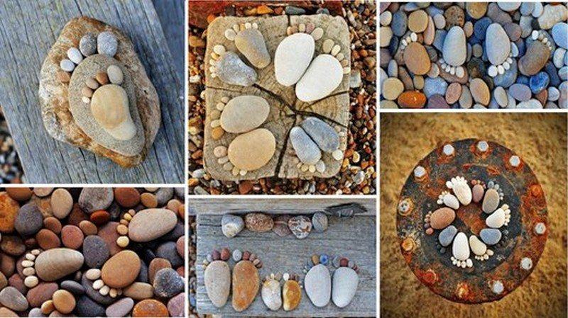 Stone Footprints - Iain Blake