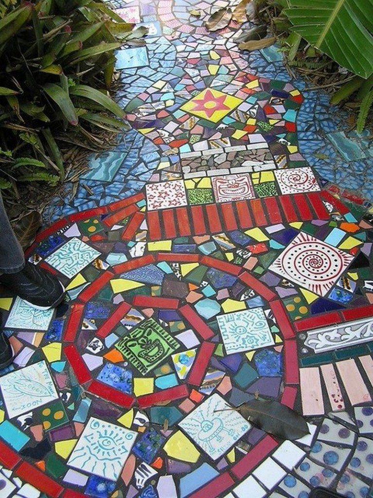 Mosaic My Garden