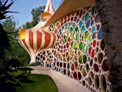 The Nautilus House - Stained Glass