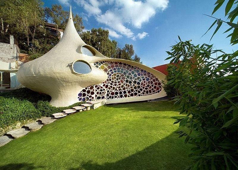 The Nautilus House - Home Exterior