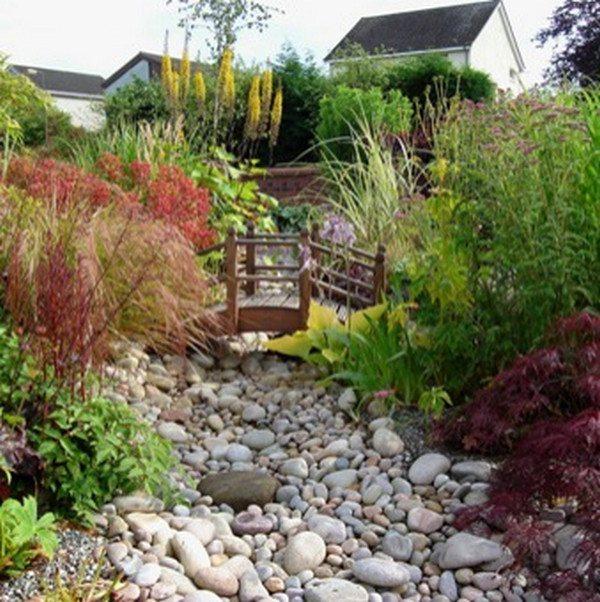 Shades of Green Garden Design UK