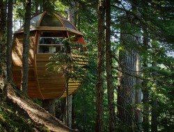 In Whistler, British Columbia.