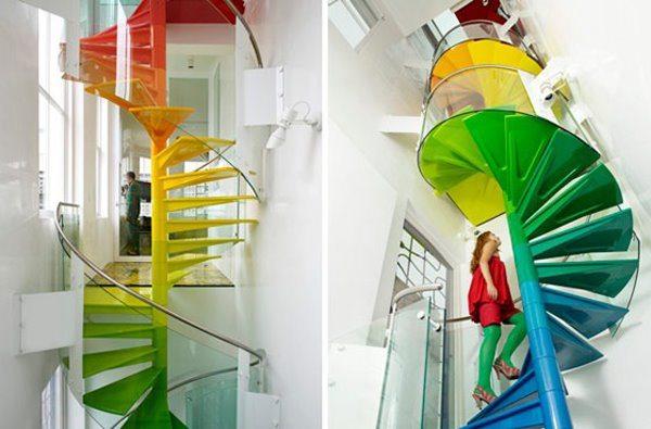London's Rainbow House