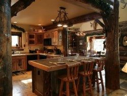 Whole tree architecture - Kitchen
