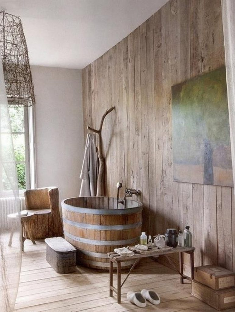 Timber Baths And Basins – The Owner Builder Network