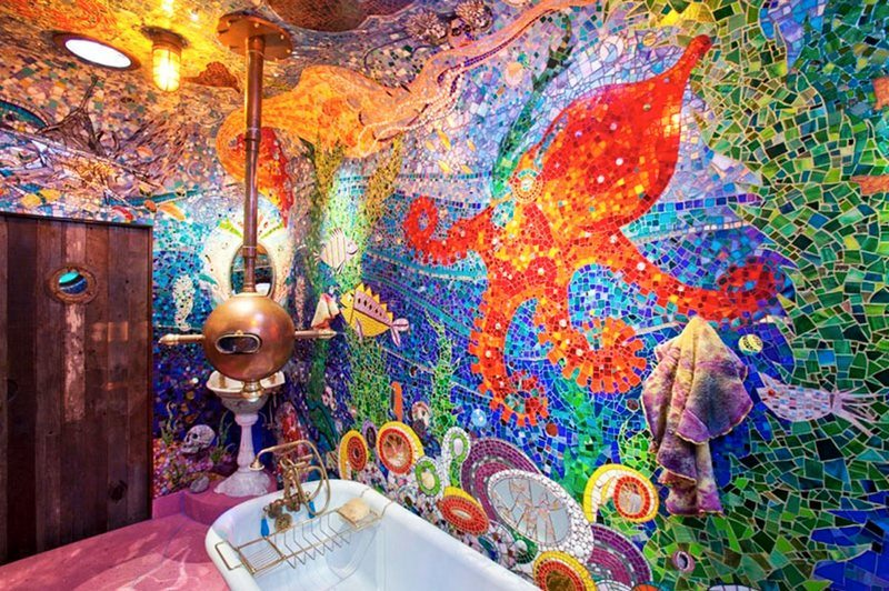 Yellow Submarine Bathroom The Owner