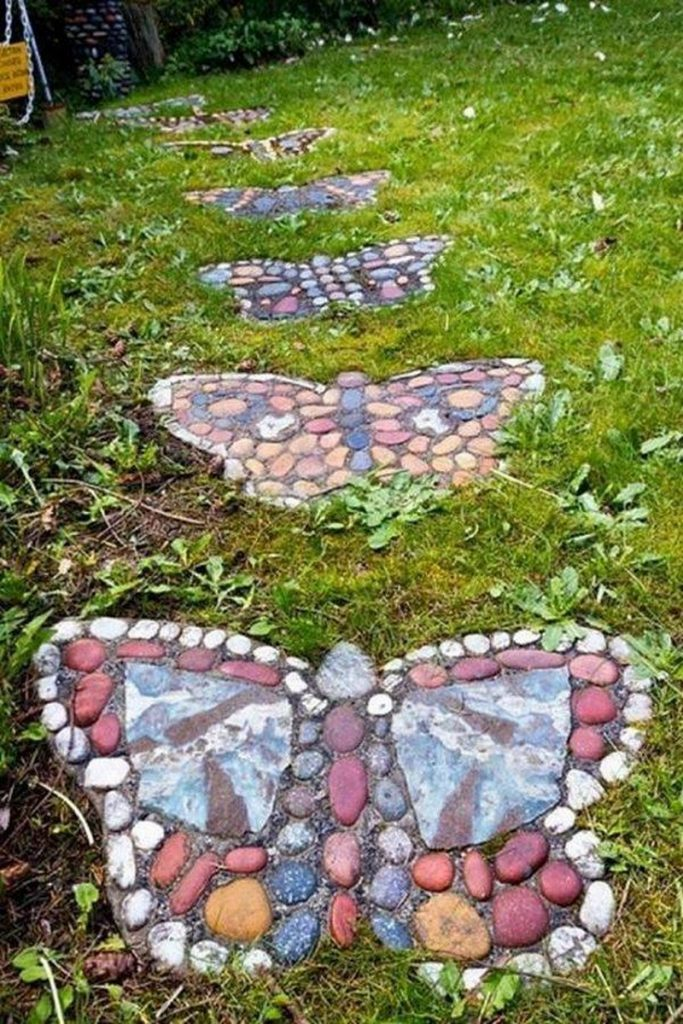 How cute is this? Click LIKE if you think this would look great in your garden!