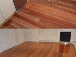 Brushbox flooring