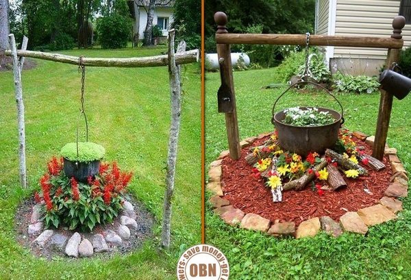 Cauldron Planter