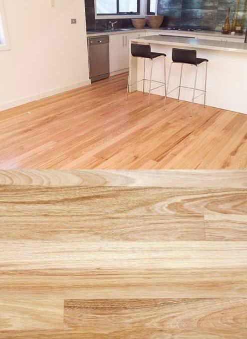 Messmate flooring